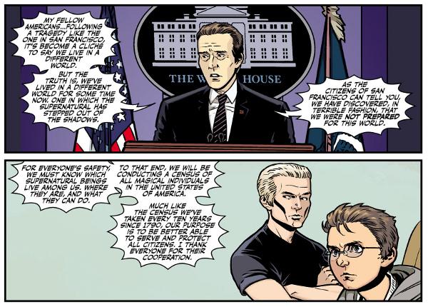 Buffy the Vampire Slayer Season Eleven #2 comic review