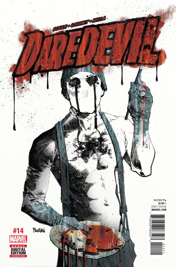 Daredevil #14 comic review