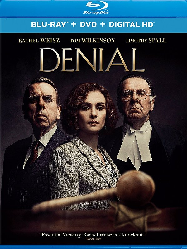 Denial Blu-ray review
