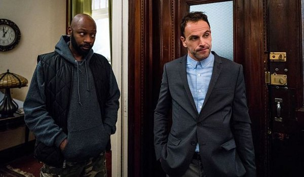 Elementary - It Serves You Right to Suffer TV review