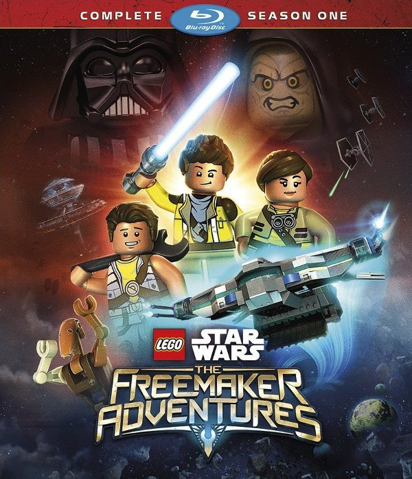 LEGO Star Wars: The Freemaker Adventures - Season One Blu-ray review