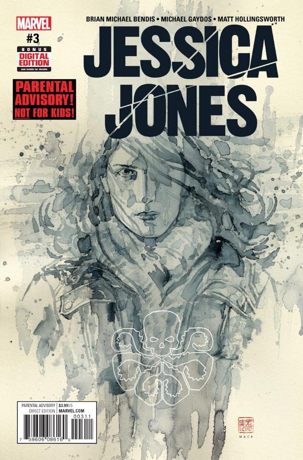Jessica Jones #3 comic review