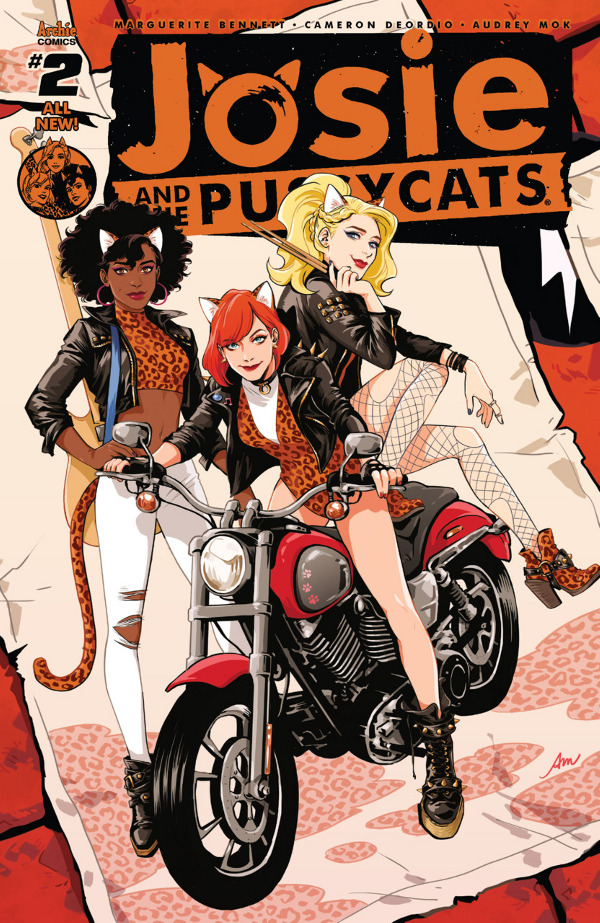 Josie and the Pussycats #2
