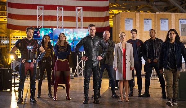Legends of Tomorrow - Invasion!