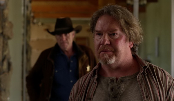 Longmire - Pure Peckinpah TV review