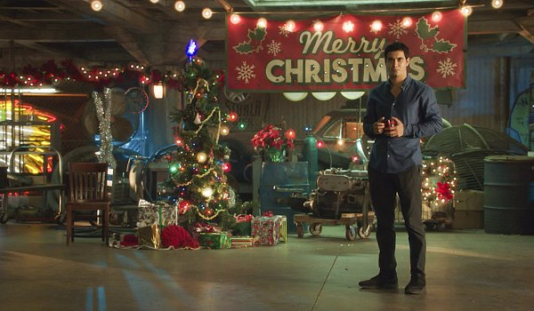 Scorpion - Wreck the Halls television review