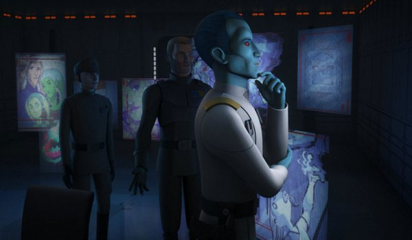 Star Wars Rebels - An Inside Man