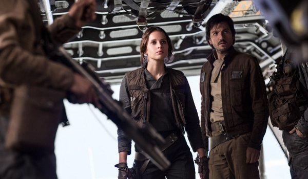 Rogue One: A Star Wars Story movie review