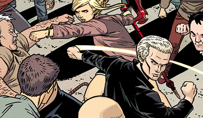 Buffy the Vampire Slayer Season Eleven #2 comic review