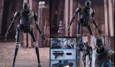 K-2SO Sixth-Scale Figure