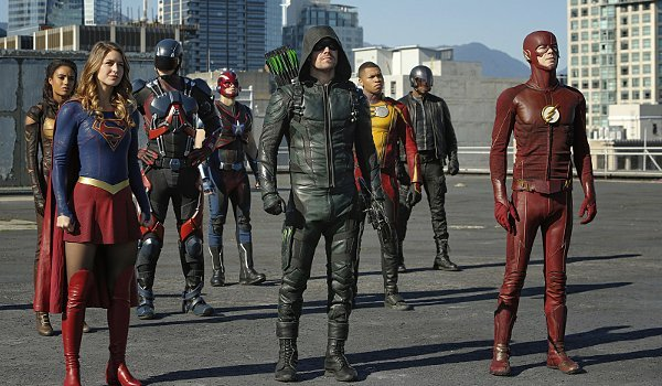 Legends of Tomorrow – Invasion! television review