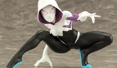 Marvel NOW! Spider-Gwen ARTFX+ Statue