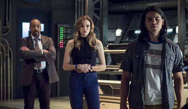 The Flash - The Present television review