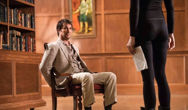 The Librarians and the Trial of the Triangle TV review