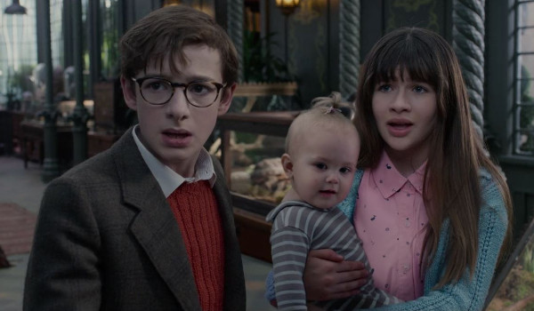 A Series of Unfortunate Events - The Reptile Room TV review