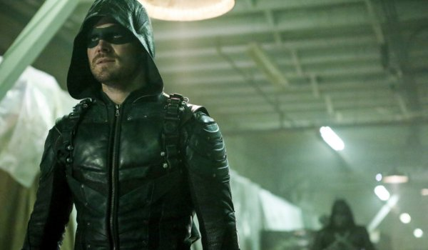 Arrow - Who Are You? television review