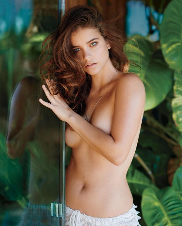 Barbara Palvin - Maxim (December 2016/January 2017)