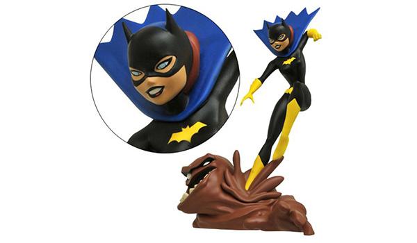 Batman: The Animated Series Batgirl Gallery Statue