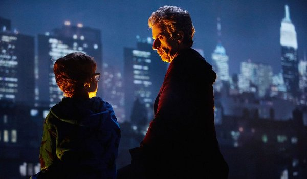 Doctor Who - The Return of Doctor Mysterio television review