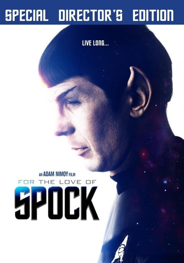 For Love of Spock DVD review