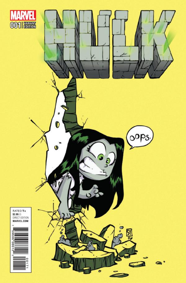 Hulk #1 comic review