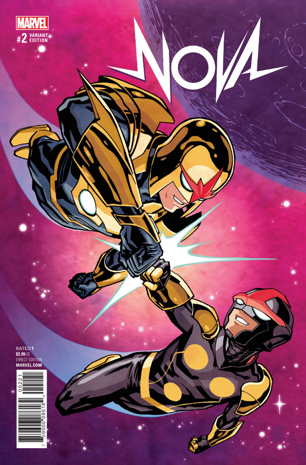 Nova #2 comic review