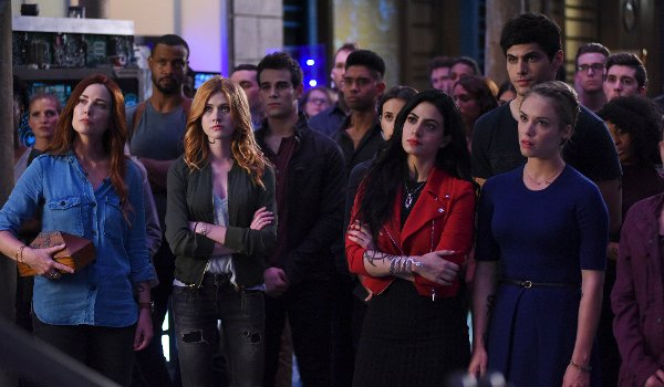 Shadowhunters - The Guilty Blood TV review