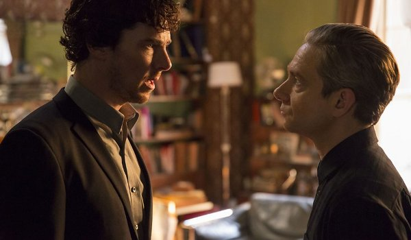 Sherlock - The Lying Detective TV review