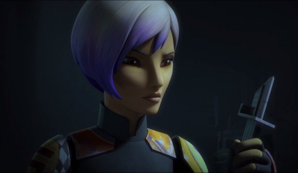 Star Wars Rebels - Trial of the Darksaber TV review