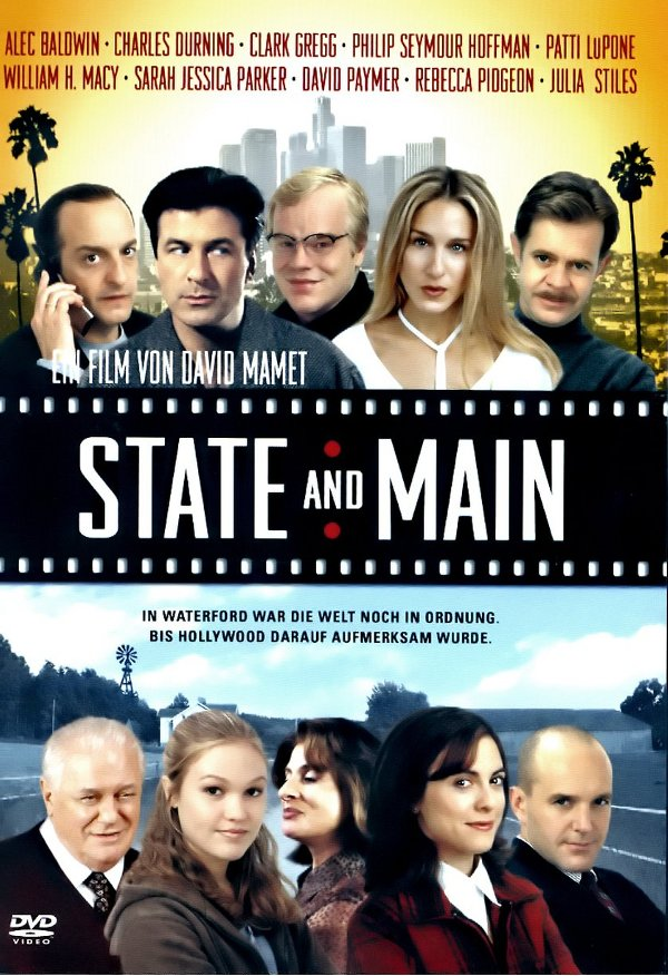 State and Main DVD review