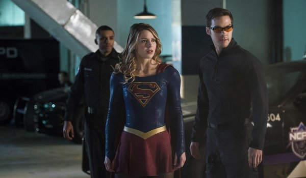 Supergirl - We Can Be Heroes television review
