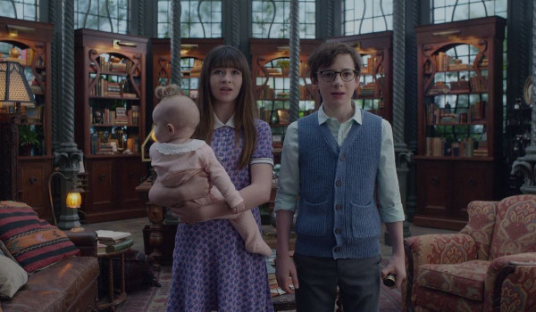 A Series of Unfortunate Events – The Reptile Room TV review