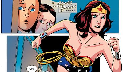 Batman '66 Meets Wonder Woman '77 #1 comic review