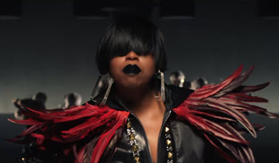 Missy Elliott – I'm Better (feat. Lamb) music video