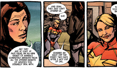 Jessica Jones #4 comic review