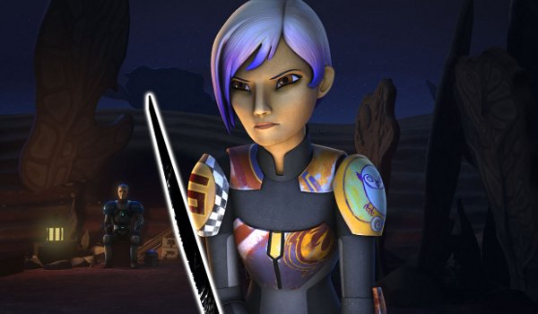 Star Wars Rebels – Trial of the Darksaber television review