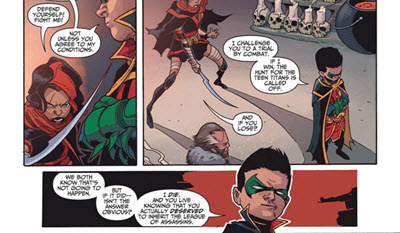Teen Titans #4 comic review