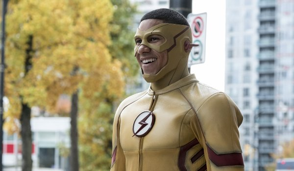 The Flash – Borrowing Problems from the Future TV review