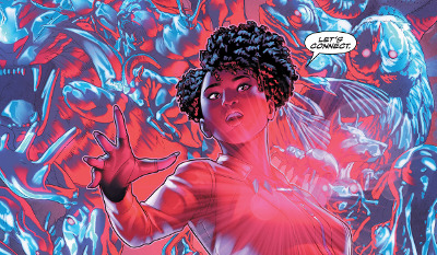 Justice League of America: Vixen Rebirth #1 comic review