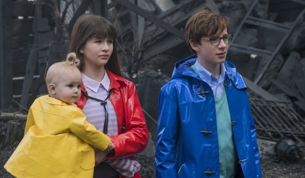 A Series of Unfortunate Events - The Miserable Mill television review