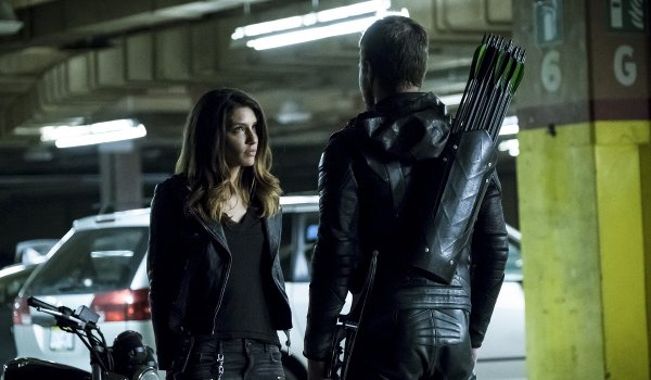 Arrow - Second Chances television review
