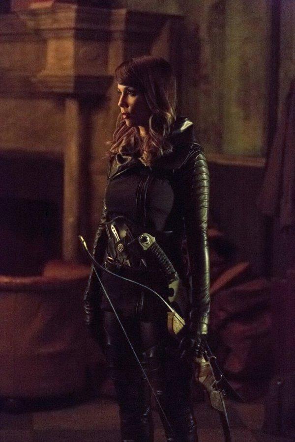 Arrow - Second Chances television review