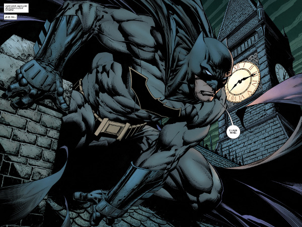 Batman #17 comic review