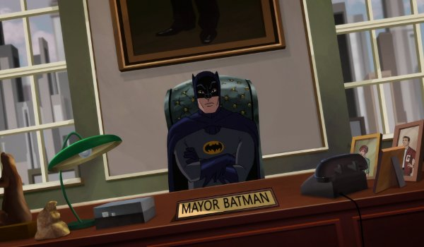 Batman: The Return of the Caped Crusaders Blu-ray review