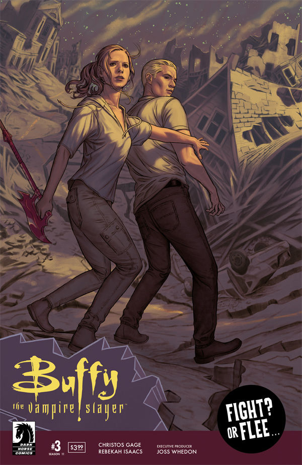 Buffy the Vampire Slayer Season Eleven #3 comic review