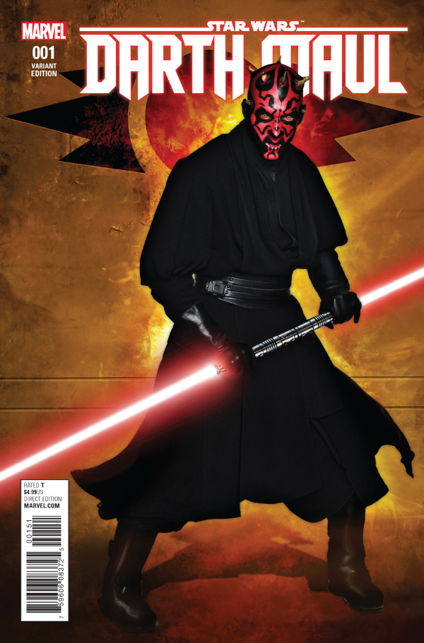 Darth Maul #1 comic review