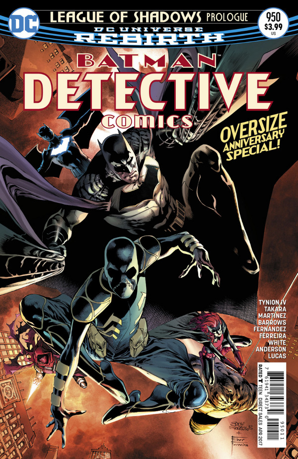 Detective Comics #950 comic review