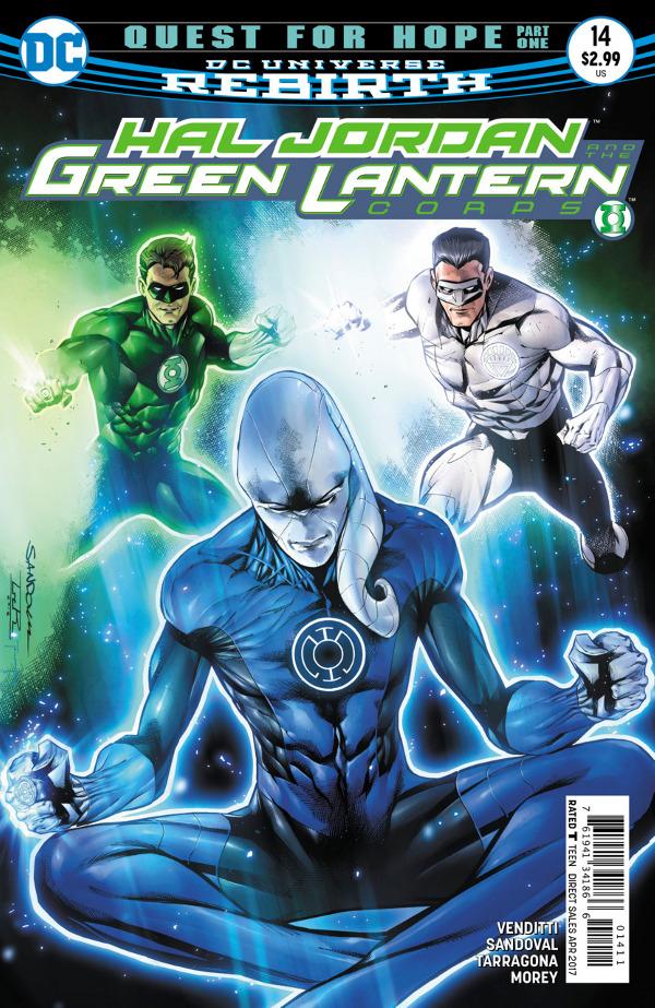 Hal Jordan and the Green Lantern Corps #14