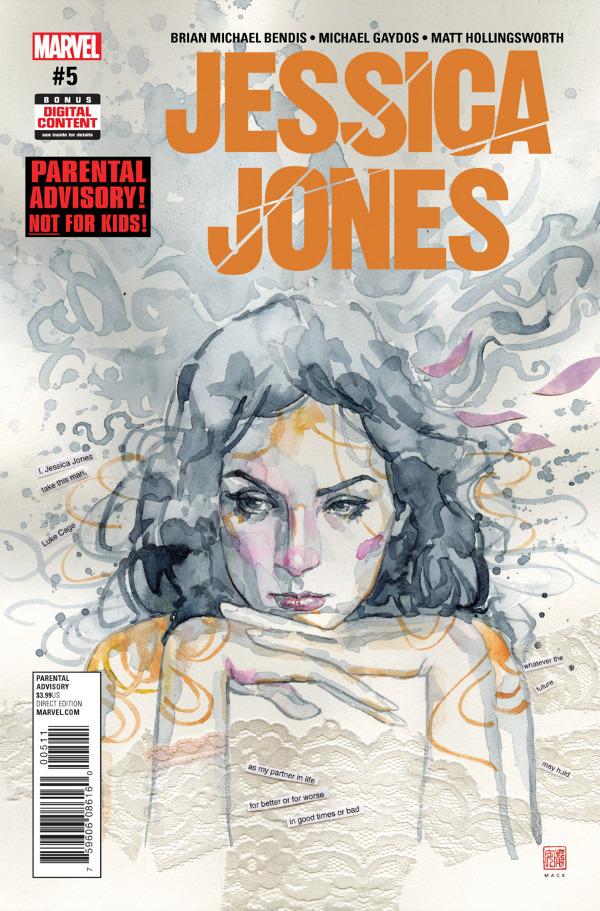 Jessica Jones #5 comic review