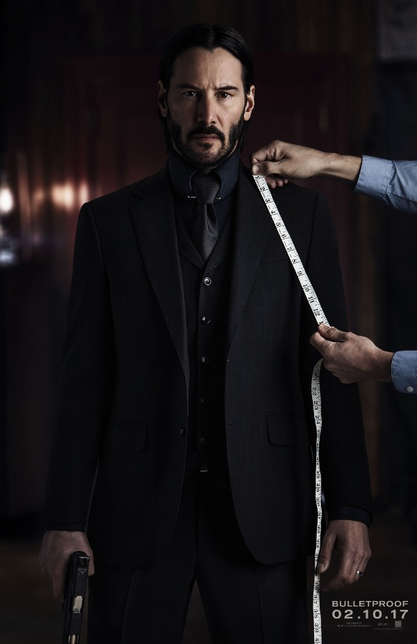 John Wick 2 movie review
